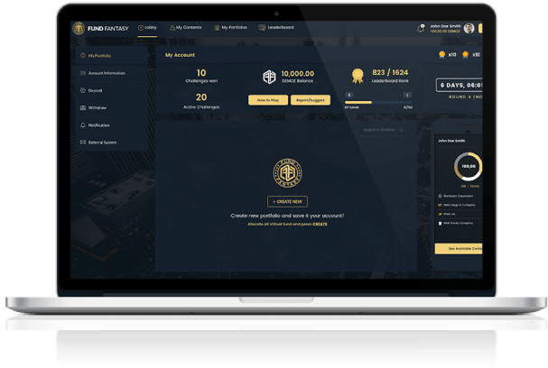 FundFantasy released a fully commercial blockchain version!