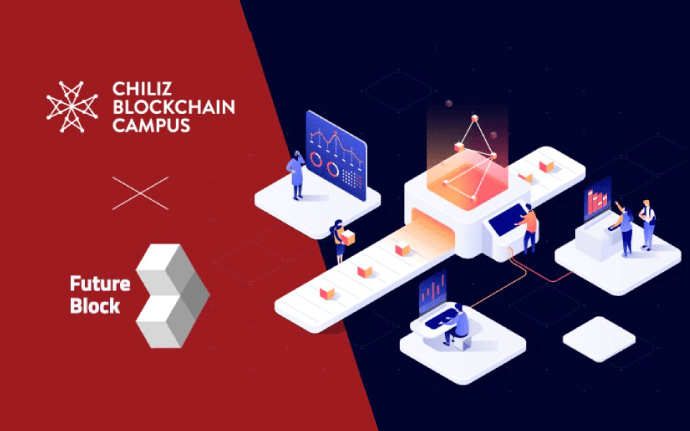 FutureBlock and the Chiliz Blockchain Campus Enter Into Partnership
