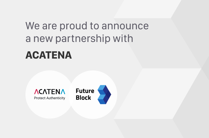 FutureBlock connects with Acatena!