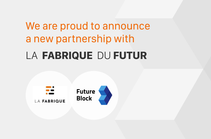 Building a More Harmonious Future Together: FutureBlock connects with La Fabrique du Futur&Co!