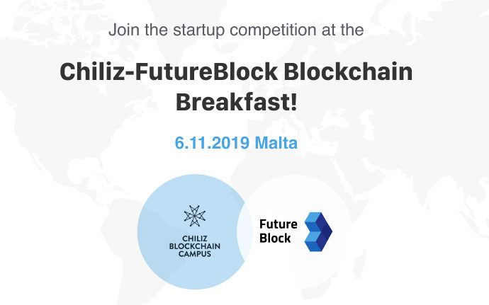 Meet us at Chiliz-FutureBlock Blockchain Breakfast!