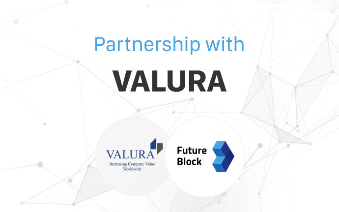 FutureBlock has set up a new partnership with VALURA!
